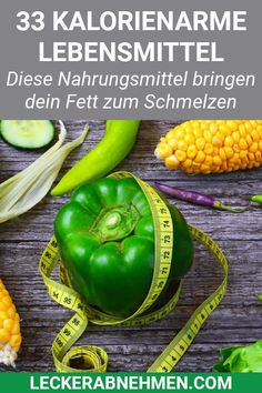 33 kalorienarme Lebensmittel zum Abnehmen – Nahrungsmittel ohne Kalorien When you lose weight, low-calorie foods ensure that you are not hungry and can burn body fat faster. Here we show you the 33 best foods without calories. Calorie Free Foods, Very Low Calorie Foods, Low Calorie Recipes, Weight Loss Meals, Fat Burning Drinks, Fat Burning Foods, Diet And Nutrition, Health Diet, Health Breakfast