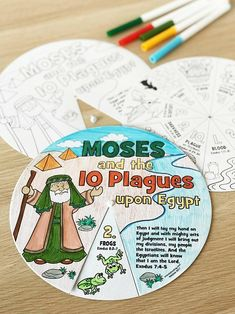 Life of Moses Sunday School Activities Bible Activities For Kids, First Day Of School Activities, Bible Crafts For Kids, Bible Study For Kids, Bible Lessons For Kids, Group Activities, Sunday School Crafts For Kids, Sunday School Lessons, Sunday School Stories