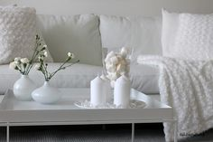 La Dolce Vita/White living room