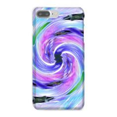 Swirled Petals 3 Phone Case