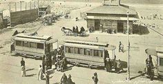 #egypt #Alex 1912.. El Raml rail station