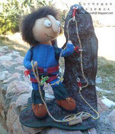 Doll Cockloft: Альпинист