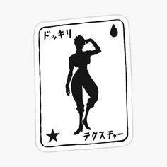 Hunter X Hunter stickers featuring millions of original designs created by independent artists. Preppy Stickers, Pop Stickers, Tumblr Stickers, Face Stickers, Anime Stickers, Printable Stickers, Hunter Logo, Hunter X Hunter, Hisoka