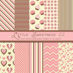 Free Little Sweetness 22 by TeacherYanie