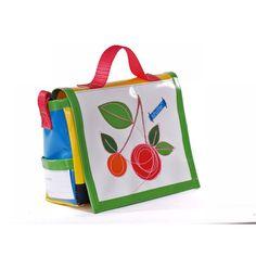 Kindertasche aus Plane von stulle® bei Kult-Design-Unikate