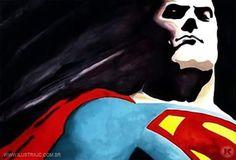Super Man by jcilustra021