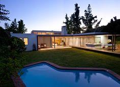 Casa Carreño by Ramdohr Arquitectos — Sta. Maria de Manquehue
