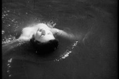 """Hedy Lamarr's 1933 """"Ecstasy.""""  In 1933 this film pushed the boundaries of risqué."""