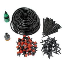 ==> [Free Shipping] Buy Best Hot Sale 25m 4/7mm Irrigator Dripper Hose Kits DIY Micro Drip Irrigation System 30 Drip Nozzles Garden Watering Sprinklers Online with LOWEST Price   32587622203
