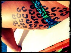 Love my tattoo <3 #leopard