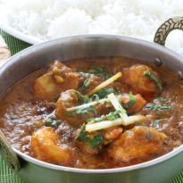 Kolhapuri Fish Recipe - Kolhapuri fish is a popular Maharashtrian curry that goes best with rice. Shallow fried fish cooked with an onion and spice mix.