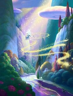 Concept art and behind the scenes of anything Disney Fairies related. All the art is official. Tinkerbell And Friends, Disney Fairies, Disney Magic, Disney Art, Disney Face Characters, Disney Villains, Prado, Fairy Land, Fairy Tales
