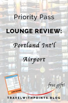 travel hacking, travel with points, Portland, Oregon, pdx, priority pass, sapphire reserve, amex platinum, lounge access, travel card, Alaska lounge, capers market, travel perks, #travelhacking #travelhacker #freetravel #minimalistravel #travelwithpoints