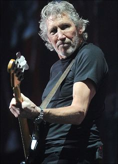 Roger Waters - Pink Floyd - Grew up listening to him because of my Father... Big influence on my music taste.