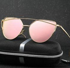 A moda do óculos de sol espelhado está super em alta! te deixa mais moderno 5db51aaa07