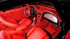 1964 Chevrolet Corvette Resto Mod LS2, 6-Speed presented as lot F231 at Kissimmee, FL 2015 - image5 Beautiful interior