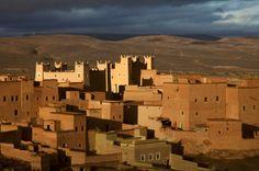 #Maroc: la #route des 1000 #kasbahs - Blog #comparateur malin #Comparedabord