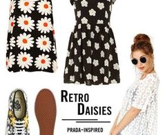 Summer Style: Retro Florals | what to wear