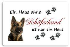 http://ift.tt/1MnO27C Fussmatte bedruckt Motiv  Ein Haus ohne Schäferhund ist nur ein Haus  @best Price Incococ#