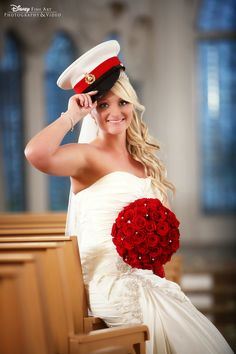 Give a donation to Brides Across America to help a deserving military bride! to learn Wedding Pics, Wedding Bride, Bouquet Wedding, Wedding Ideas, Wedding Photography Poses, Photography Props, Couple Photography, Country Wedding Inspiration, Disney Inspired Wedding