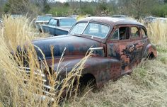 Chevrolet Fleetmaster Found in Dover, Arkansas. Tripper's Travels.