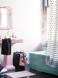 Das hat sich gewaschen: praktische und hübsche Accessoires, die jeden Gang unter die Dusche zum puren Vergnügen machen.