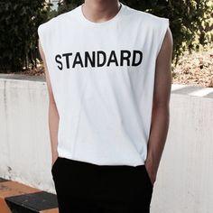 All Fashion, Fashion Styles, Korean Fashion, Mens Fashion, Sleeveless Shirt, Inspired, My Style, Shirts, Inspiration