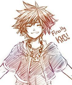 Except now we have to wait until Maybe longer.<<<<<confirmed(like all the other ones rite) dates late 2017 to early 2018 Sora Kh3, Kingdom Hearts Fanart, Kindom Hearts, Pokemon, Cool Sketches, Vanitas, Manga Games, Final Fantasy, Anime Manga