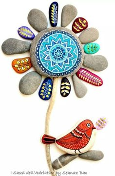 Creative DIY Easter Painted Rock Ideas 6
