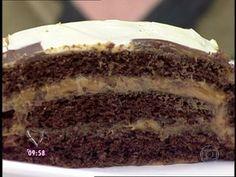 Sobremesa na Marmita - Foto de Mais Você na TV Chocolate, Tv, Desserts, Food, Juices, Cook, Quick Recipes, Sweet Recipes, Smoked Chicken Rub