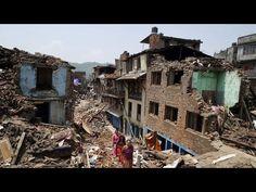 Un nuevo terremoto de magnitud 7,3 sacude Nepal