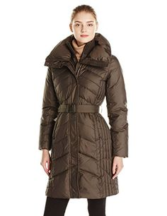Marc New York by Andrew Marc Women's Misty Belted Down Coat