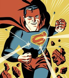 Superman - Michael Cho