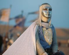 King Baldwin IV always showed his mettle.