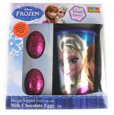 Buy Disney Frozen Easter Gift Pack at Just $30 from Gifts 2 the Door. #EasterGifts