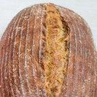 Kváskový chlieb pšenično-ražný • recept • bonvivani.sk Cas, How To Make Bread, Baked Potato, Bread Recipes, Food And Drink, Artisan, Cooking, Ethnic Recipes, Chef Recipes