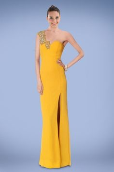 elegant-oneshoulder-floorlength-evening-dress-with-beautiful-appliqued-accents