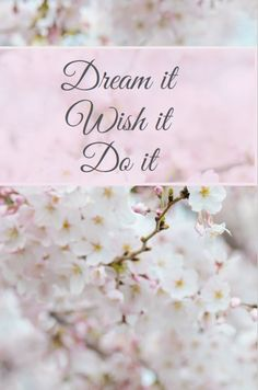 Dream it, wish it, do it - a cute, motivational notebook for girls. 110 pages, matte finish. Check it out! Notebooks, Journals, Lined Notebook, Wish, Motivational, It Is Finished, Check, Girls, Cute