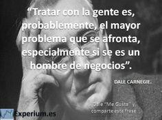 Frases de Dale Carnegie.