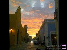 Campeche, México. Pueblo mágico viajes