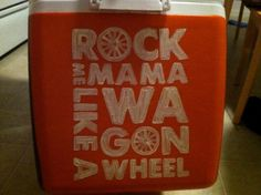 Love this print inspired side! rock me mamma!!