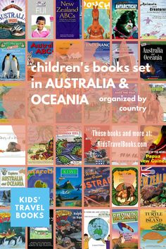 Children's books set in Australia
