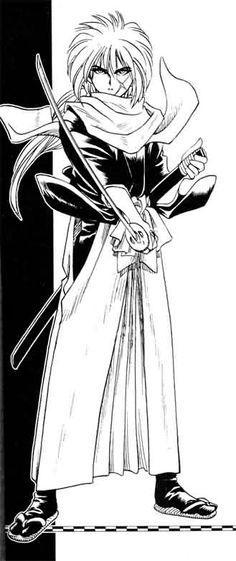 Rurouni Kenshin: the Wandering Samuri
