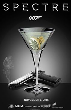 "Bond 24 ""Spectre"" - Collage by jackiejr."