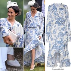 Duchess of Sussex Style! Dres