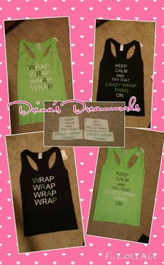Personalized tanks and water bottle decals www.facebook.com/drinasdreamworks