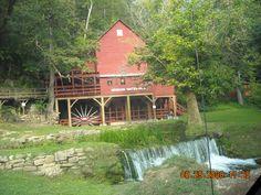 Hodgson Mill Ozark County, MO