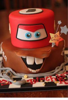 Mator cake : Disney : too cute