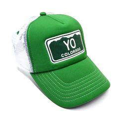 YO COLORADO CLASSIC TRUCKER HAT. Baseball HatsSnapbackMen ... 4131f1955ab8