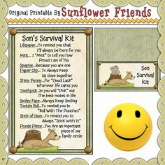 Son Survival Kit